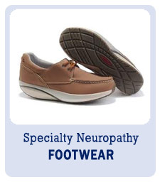 what can cause nerve damage in feet